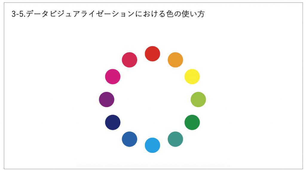 色の使い方イメージ