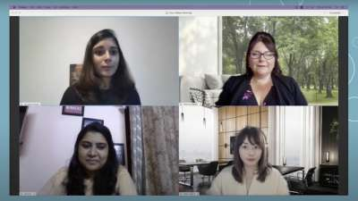 Data Discussion: Data + Women